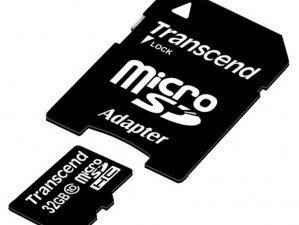 کارت حافظه Transcend Class 10 32GB