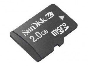 کارت حافظه SanDisk Class 4 2GB