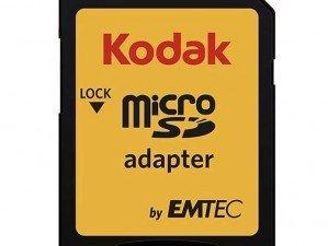 کارت حافظه Emtec Kodak UHS-I U1 Class 10 85MBps 580X microSDHC 32GB