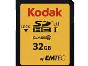 Emtec Kodak UHS-I U1 Class 10 85MBps 580X microSDHC 32GB