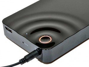Silicon Power Sky Share H10 External Hard Drive 1TB