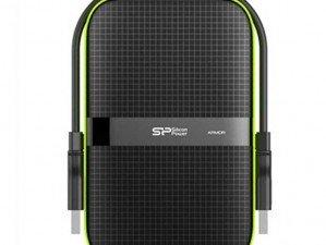 Silicon Power Armor A60 External Hard Drive - 2TB