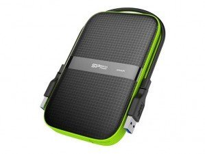 Silicon Power Armor A60 External Hard Drive - 3TB