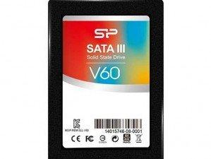 هارد Silicon Power SATA III SSD Velox V60 120G SSD
