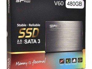 Silicon Power SATA III SSD Velox V60 480G