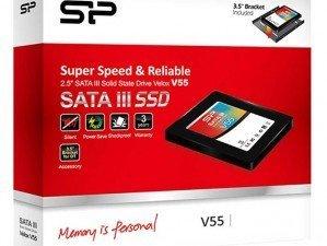 Silicon Power SATA III SSD Velox V55 120G