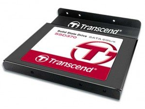 "Transcend 2.5"" 128GB SSD370s SATA Solid State Drivejpg"