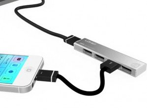 USB HUB LDNIO 4 PORT USB