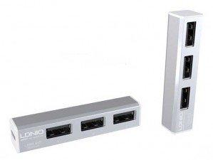 USB HUB LDNIO 3 PORT USB