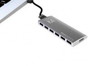 USB HUB LDNIO 7 PORT USB