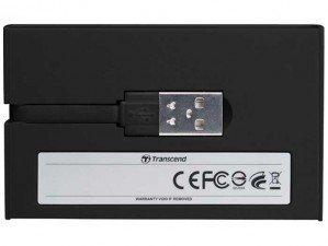Transcend RDP7 USB 2.0 Card Reader/Hub