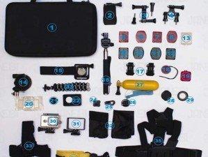 کیف تجهیزات جانبی دوربین Xiaomi Yi Camera