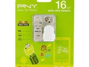 PNY Mini Hook 16GB FLASH MEMORY