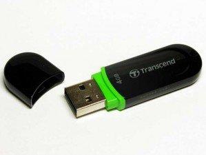 Transcend JetFlash 300 4GB FLASH MEMORY