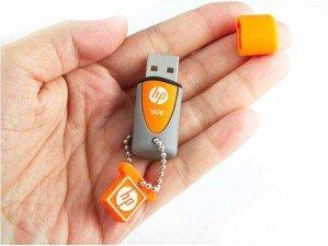 HP V245O 16GB flash memory
