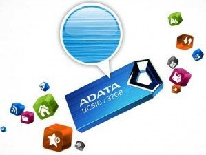 Adata UC510 16GB flash memory