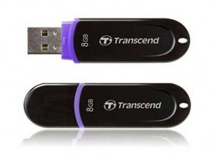 فلش مموری Transcend JetFlash300 8GB