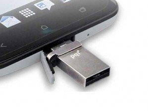 Pqi Connect 201 U837 8GB FLASH MEMORY