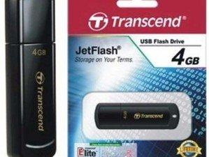 Transcend JetFlash JF350-4GB flash memory