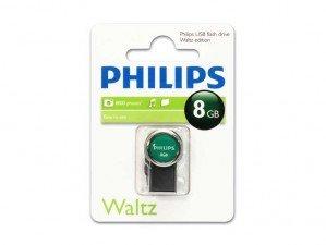 Philips Waltz 8GB FLASH MEMORY
