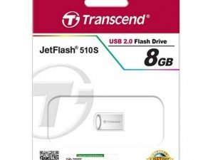 Transcend JetFlash 510S 8GB flash memory