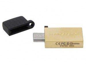 Transcend JetFlash OTG 380G 8GB FLASH MEMORY