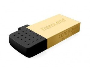 فلش مموری Transcend JetFlash OTG 380G 32GB