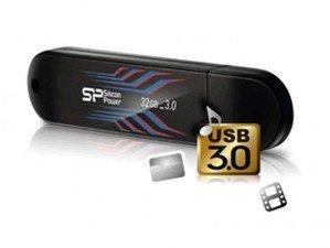Silicon Power B10 USB 3.0 32G FLASH MEMORY