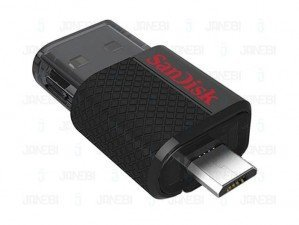 فلش مموری SanDisk Ultra Dual OTG Flash 16GB