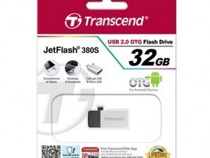 Transcend JetFlash OTG 380S 32GB