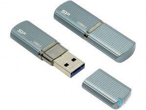 Silicon Power Marvel M50 USB Flash Memory - 128GB