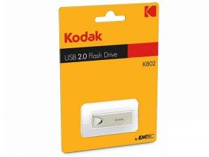 Emtec Kodak K802 USB Flash Memory - 16GB