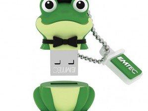 Kodak Crooner Frog M339 USB Flash Memory 8GB