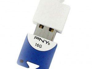 فلش مموری PNY Brick Attach 16GB