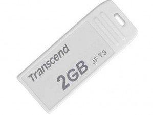 Transcend JetFlash T3 2GB flash memory