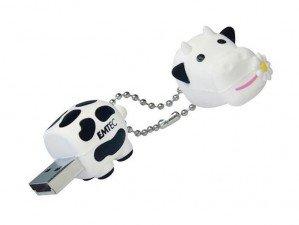 فلش مموری Emtec Cow M-318 8GB