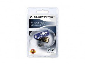 Silicon Power Touch 820 8GB FLASH MEMORY