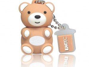 فلش مموری  Emtec Teddy M-311 8GB