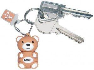 Emtec Teddy M-311 8GB flash memory
