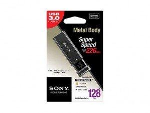 Sony Micro Vault USM128GU 128GB flash memory