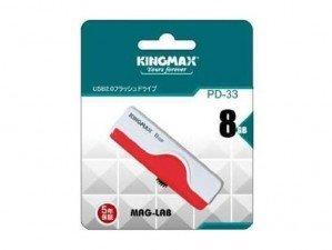 Kingmax PD33 8GB flash memory