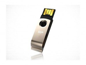 Silicon Power Touch T825 32GB flash memory