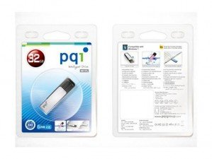 Pqi i817L 32GB flash memory