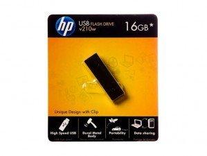 HP V210W 16GB flash memory