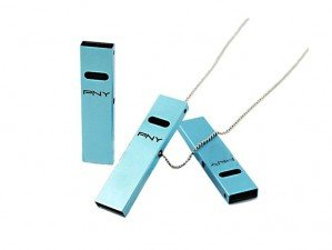 PNY Whistle 8GB flash memory