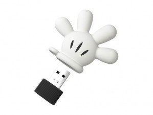 فلش مموری Adata T807 Mickey's Glove 8GB