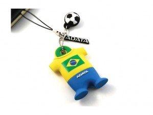 Adata T001 Soccer Jersey 8GB flash memory