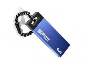 Silicon Power Touch 835 4GB flash memory