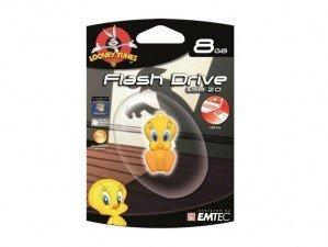 Emtec Tweety 8GB flash memory