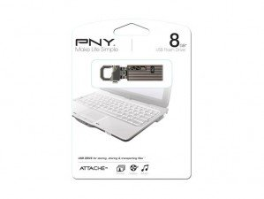 PNY Transformer 8GB flash memory